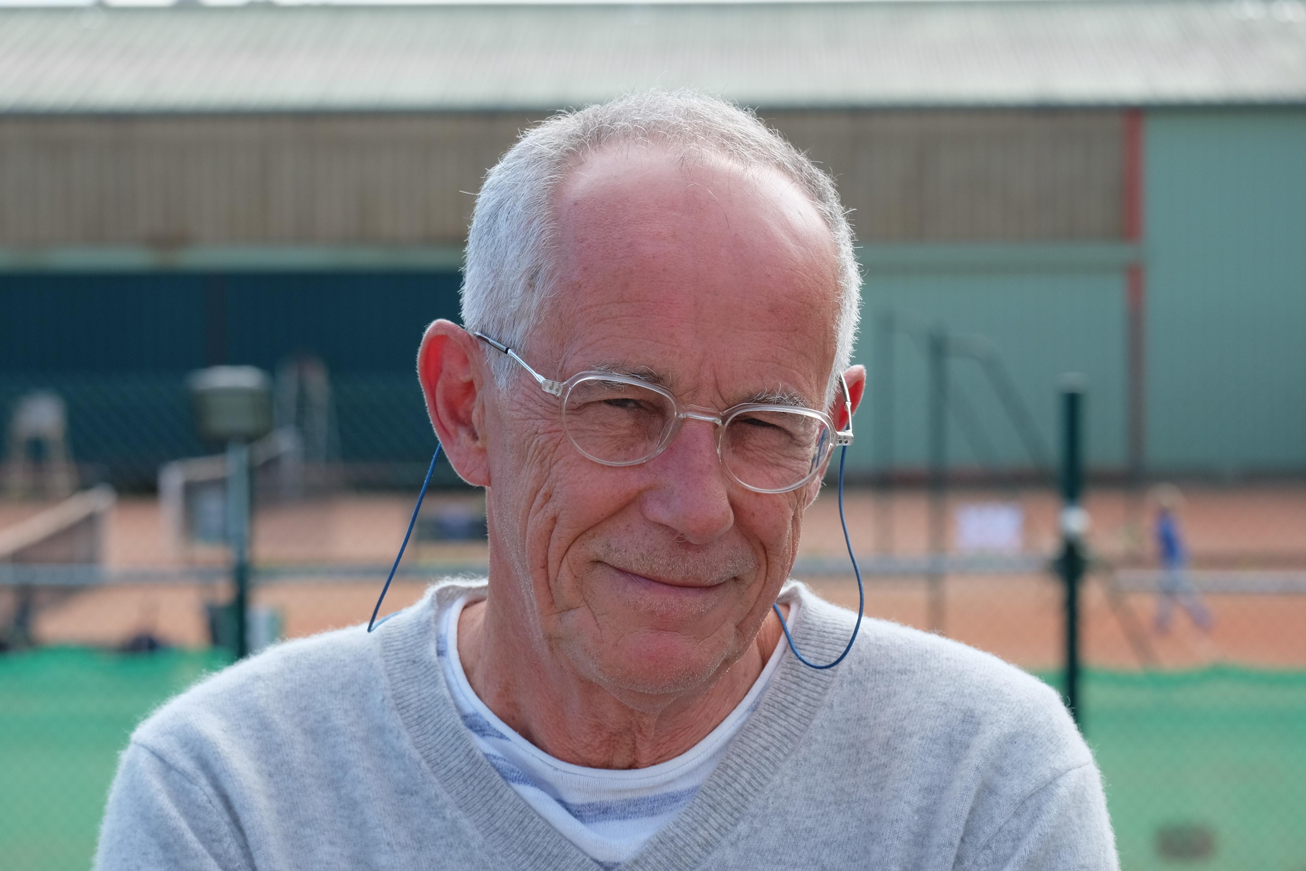 Membre du bureau : Jacques Jestin