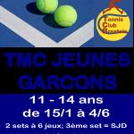 TMC JEUNES GARCONS 11-14 ANS
