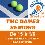 TMC 2nde série (H et F) au TCB les 18-19/02 pour les hommes et les 20-21/02 pour les dames (cliquer)